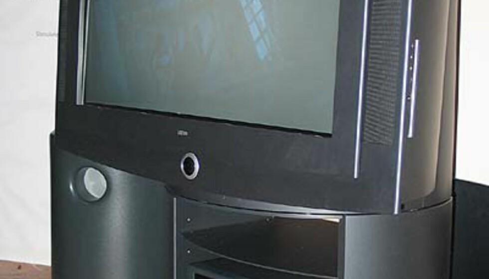 God billedrørsTV fra Loewe. Mange utbyggingsmuligheter gjør den framtidssikker.