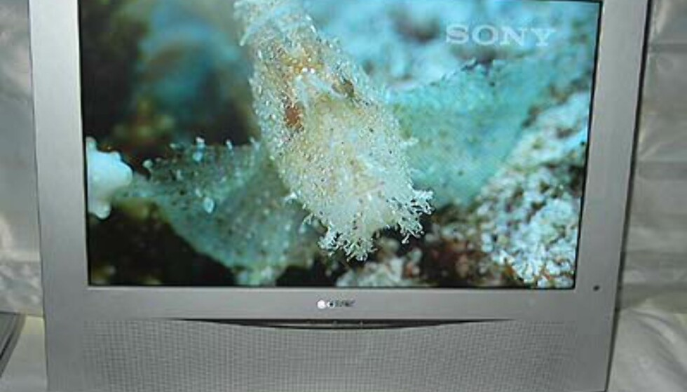 Sony 23-tommers LCD