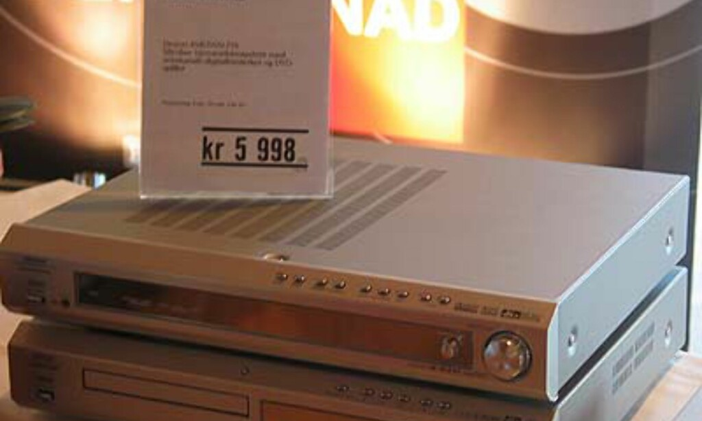 image: Se stereo & surround-produktene