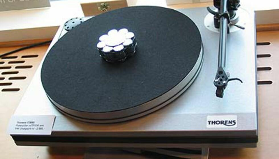 Thorens platespiller. 12.995.-