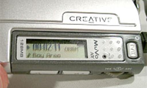 image: Creative MuVo NX
