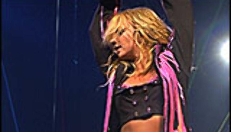 Britney ødelegger appetitten