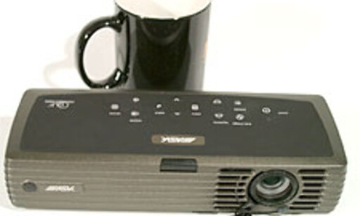 image: Verdens minste projektor?