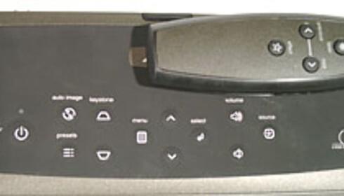 Verdens minste projektor?