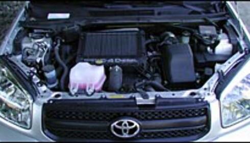 Motorer og priser