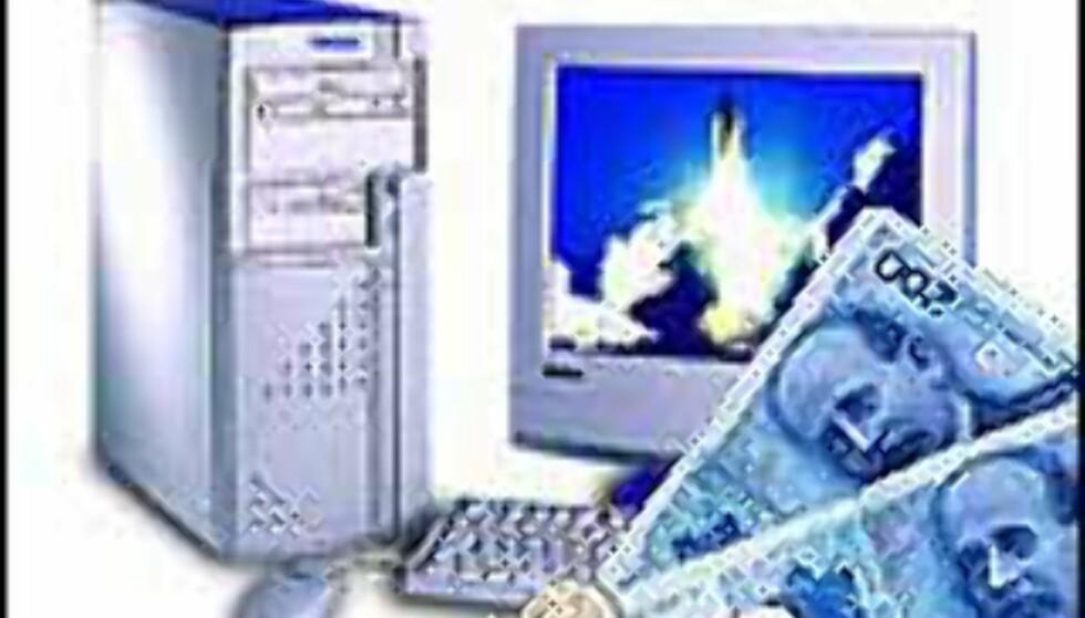 Ny gjennomgang av PC-tilbud mandag