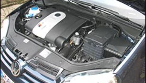 Motorer, girkasser og kjøreegenskaper