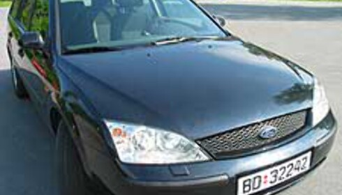 Ford Mondeo 1,8i Ambiente
