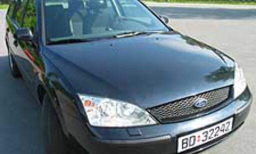 image: Ford Mondeo 1,8i Ambiente