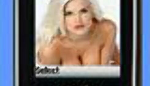 Porno på mobilen