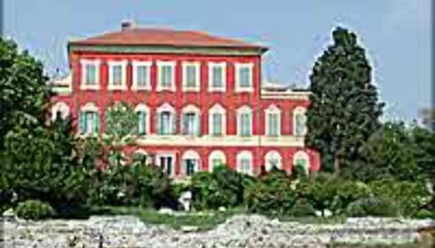 Matissemuseet i Nice. Foto: Kristin Sørdal