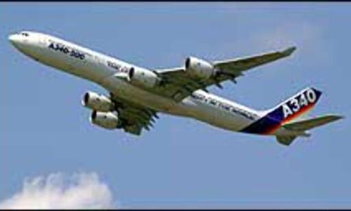 A340-500 heter flyet som gjør det mulig å sette nye rekorder i lange passasjerreiser uten mellomlandinger.