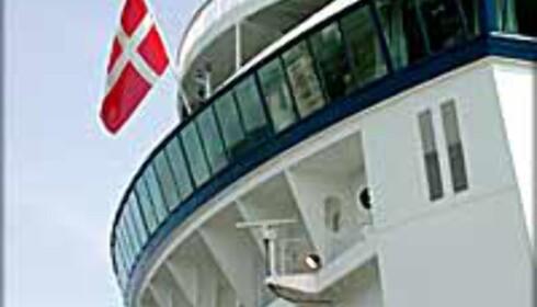 Svenskene har strømmet til fergeselskapet for å få handle billig danskesprit.