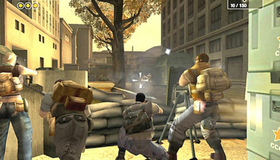 Freedom Fighters-skjermbilder
