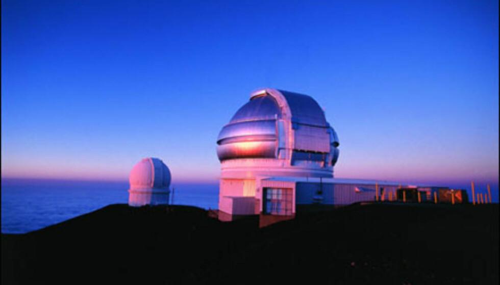 Mauna Kea-observatoriet, Hawaii. Foto: HVCB/Kirk Lee Aeder Foto: HVCB/Kirk Lee Aeder