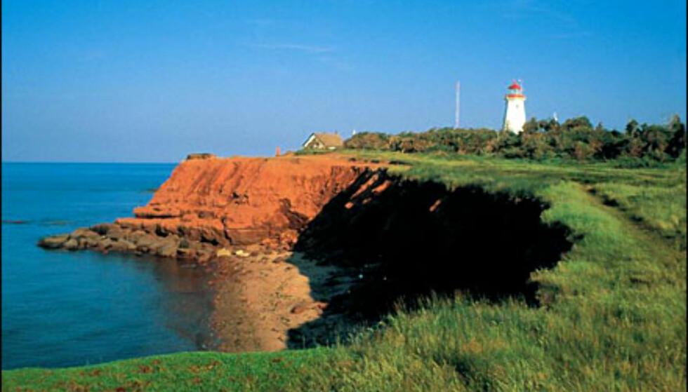 East Point, Prince Edward Island. Foto: Tourism PEI/John Sylvester Foto: Tourism PEI/John Sylvester