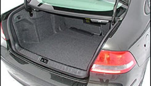 VDA V210: Skal du kjøpe sedan, spør etter V210-tallene.