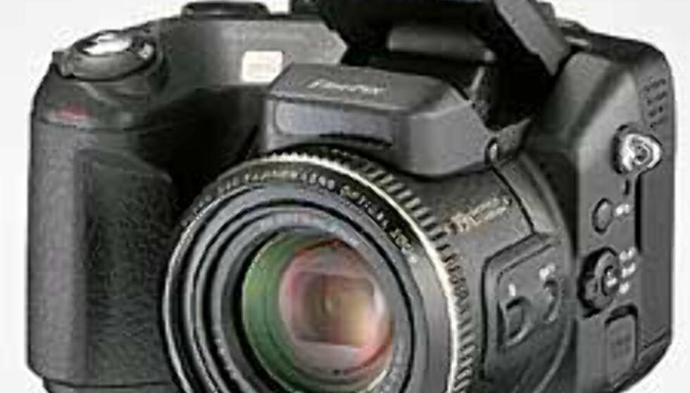 Fujifilm lanserer FinePix S7000
