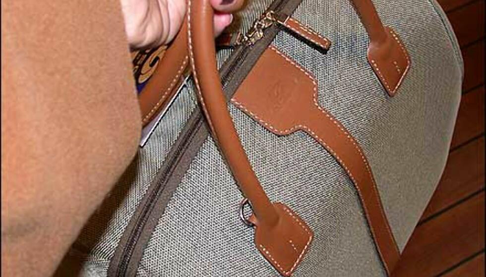 Matchende beautybag fra Samsonite. Prisen er 1.149 kroner hos Franz Schulz.
