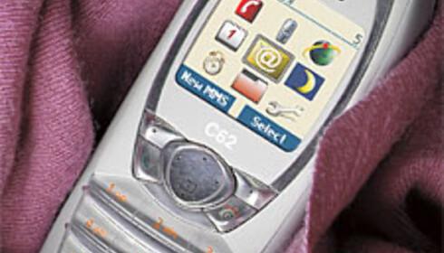 To billigtelefoner fra Siemens