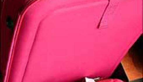 Gå for knallfarger, om du vil være den første som ser kofferten på bagasjebåndet.