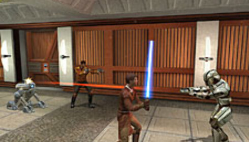 SW: Knights of the Old Republic