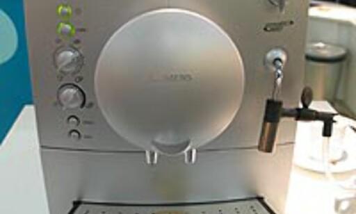 Kaffemaskon fra Siemens