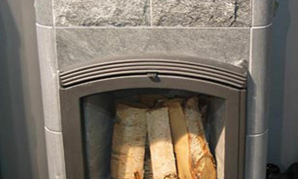 image: Store bilder av peisene og ovnene