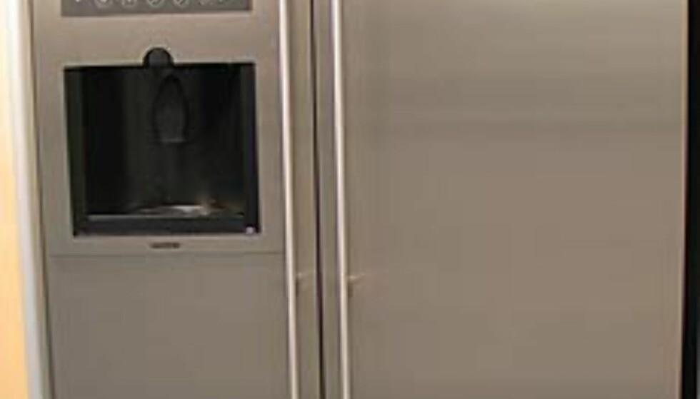 Gaggenau-kjøleskap.
