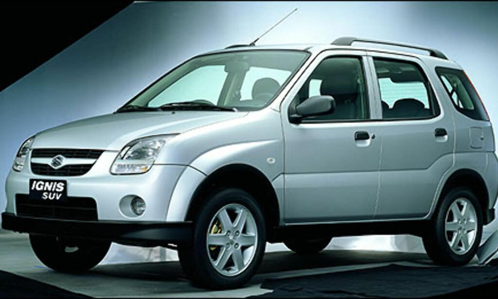 image: Store bilder: Suzuki Ignis
