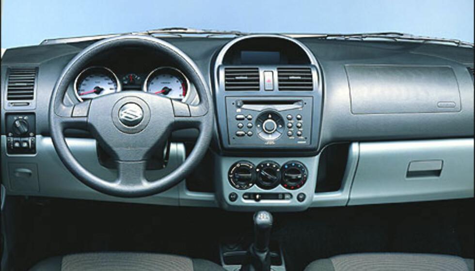 Store bilder: Suzuki Ignis