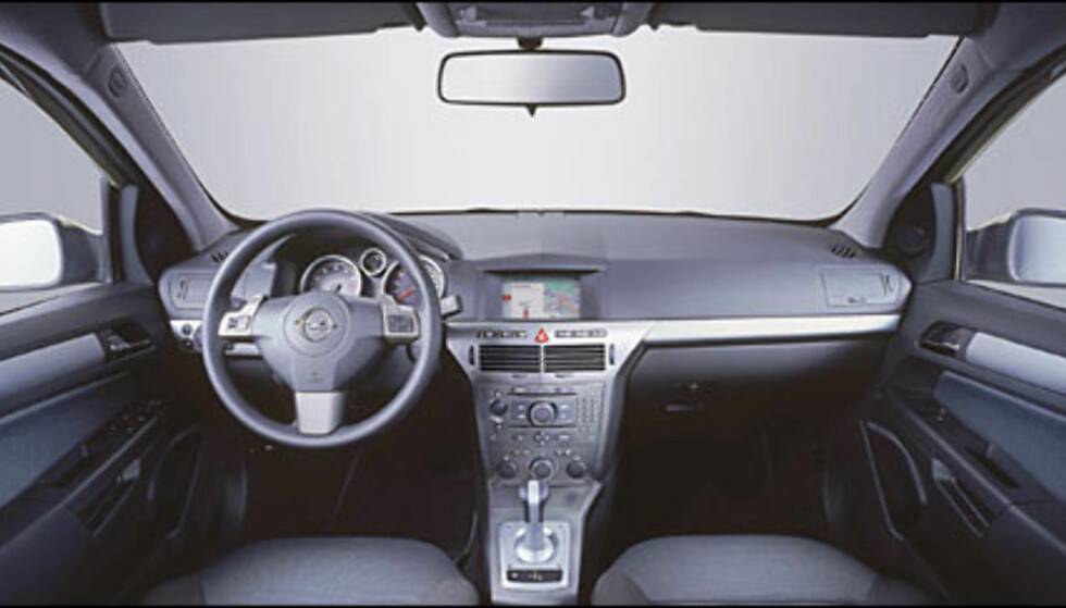 Store bilder Opel Astra
