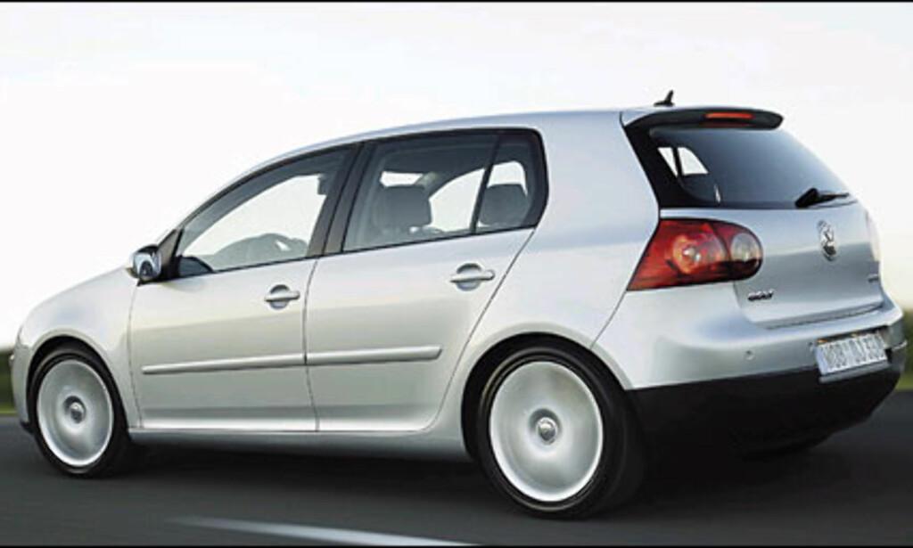 image: Store bilder Volkswagen Golf