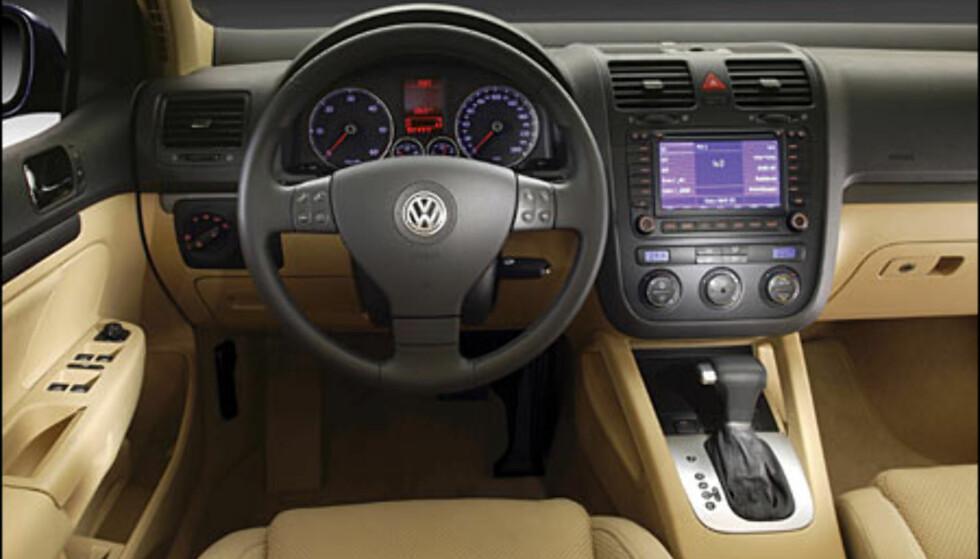 Store bilder Volkswagen Golf