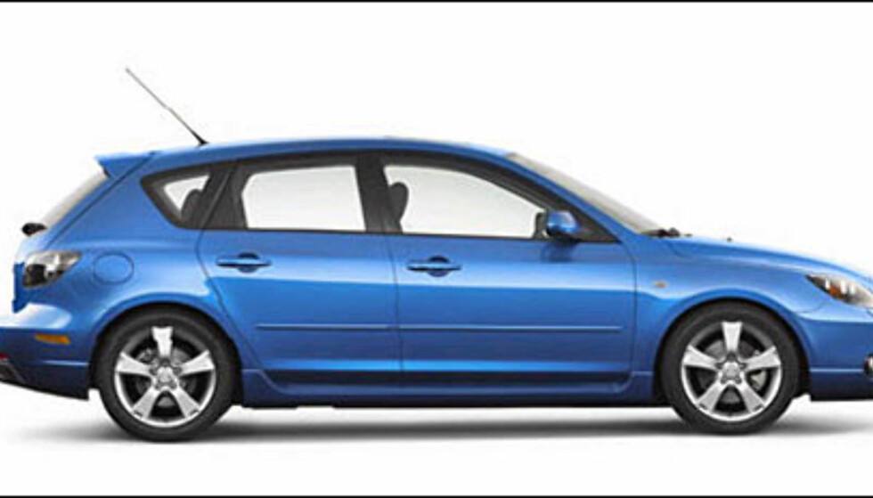 Store bilder Mazda 3
