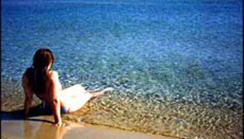 Bade ved Middelhavet nå? Ikke så dyrt som du kanskje tror. Illustrasjonsfoto: Petter Stalsberg Foto: Petter Stalsberg