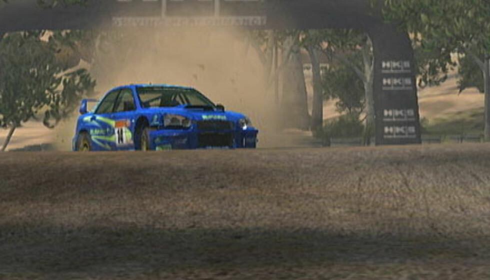 RalliSport Challenge 2: XBoxens beste bilspill?