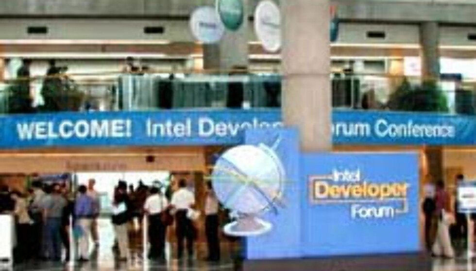 Nyhetsdryss fra Intel
