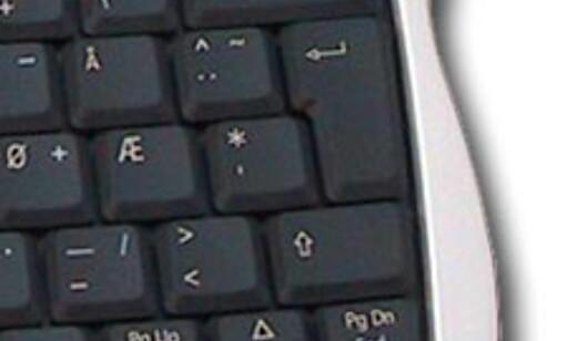 image: Minitastatur og mus