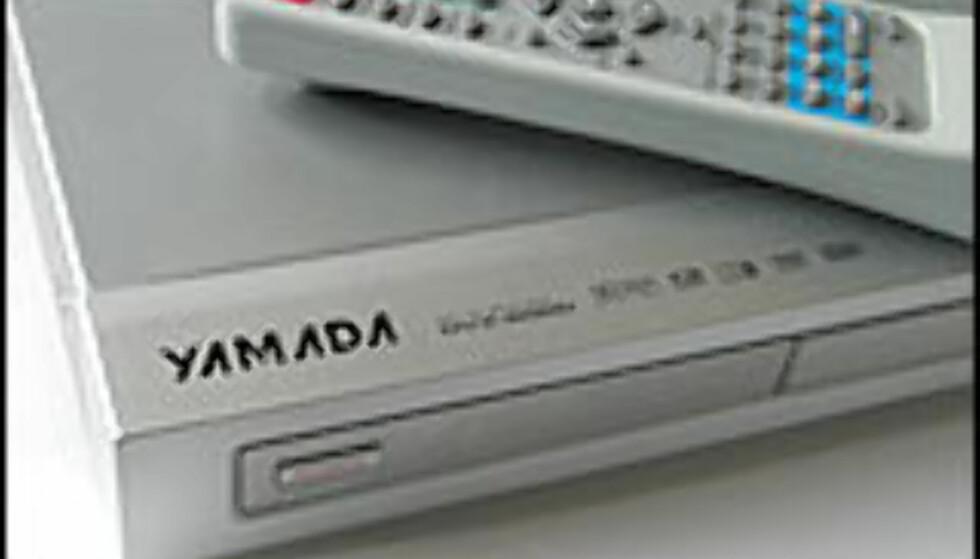 Yamada DVX-6000