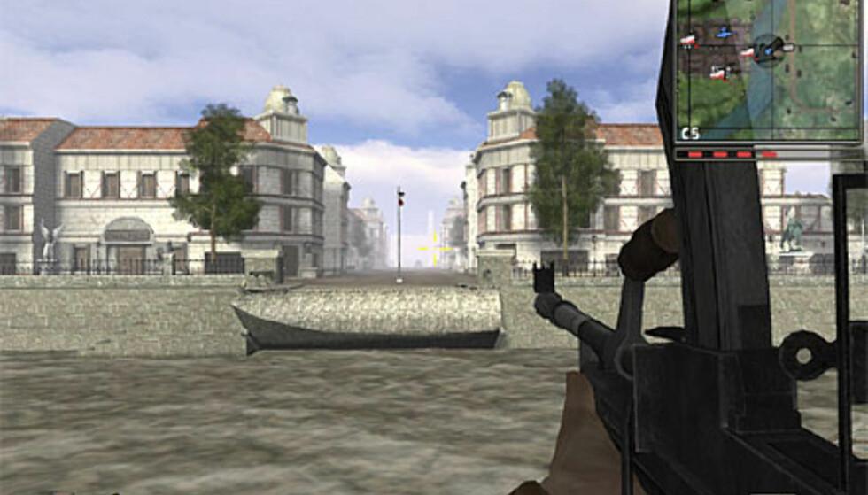 Secret Weapons-skjermbilder