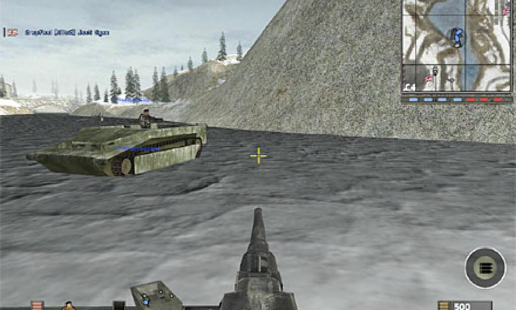 image: Secret Weapons-skjermbilder