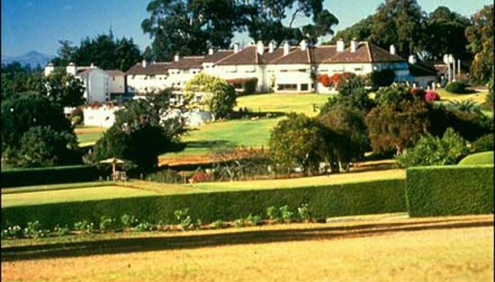 Mount Kenya Safari Club.