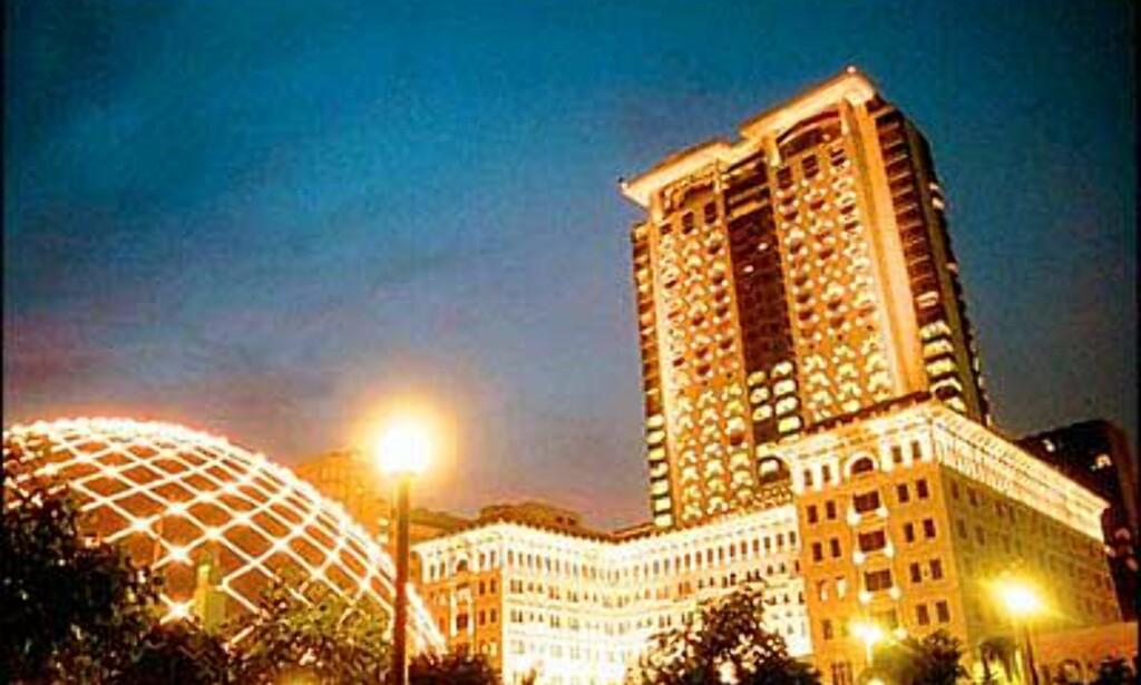 The Peninsula er et av flere Hongkong-hoteller som kommer høyt opp på luksuslisten.
