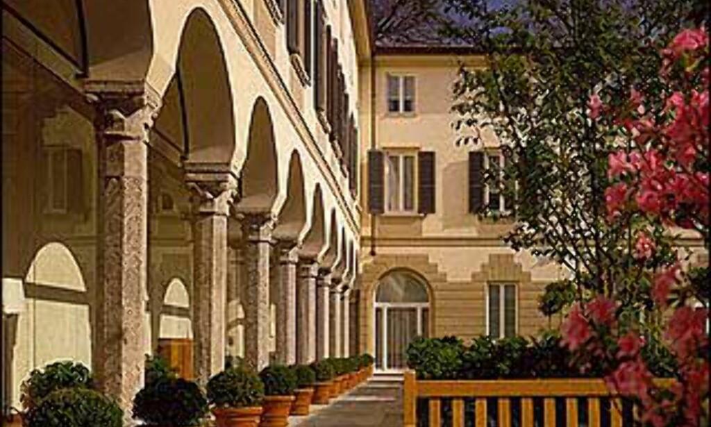 Eksklusivt hotell med villafølelse - Four Seasons i Milano.