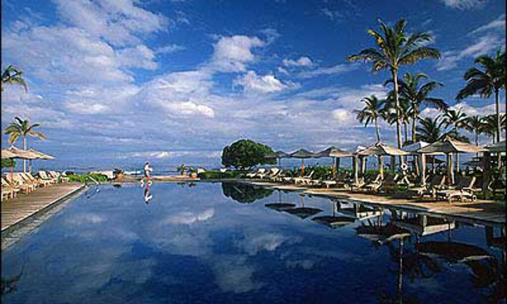 Hualalai heter herligheten.