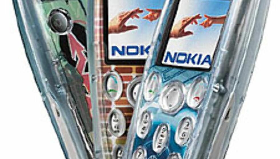 Nokia med gjør-det-selv mobil