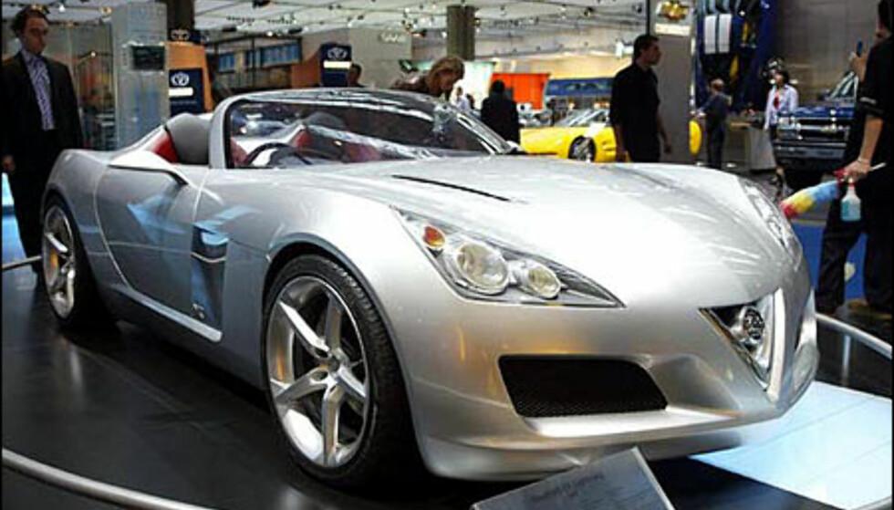 Vauxhall/Opel Lightning
