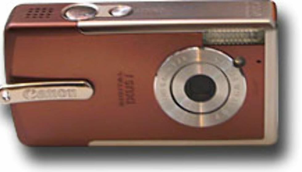 Ny, kompakt Canon Digital IXUS i