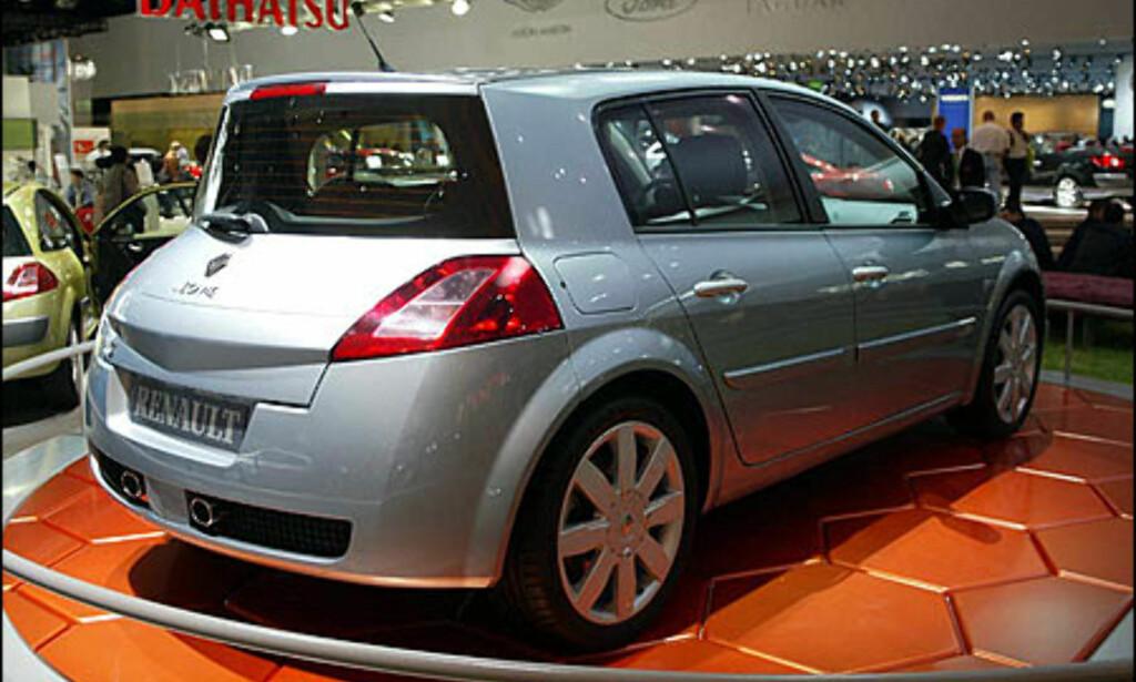 image: Renault Megane Sport
